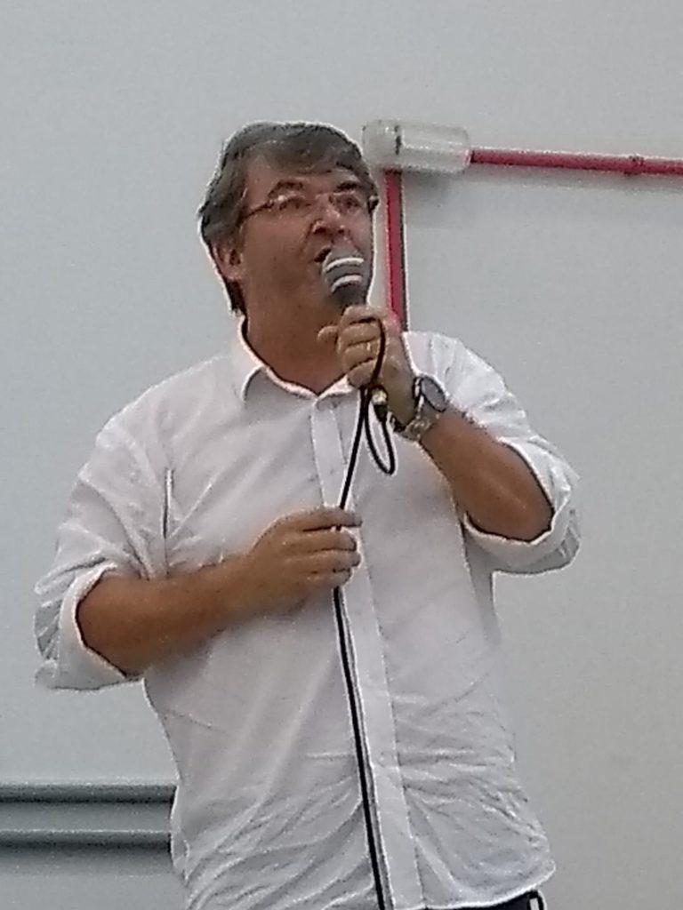 Presidente do CNS Ronald